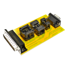 ZIF Adapter for EEPROM programming